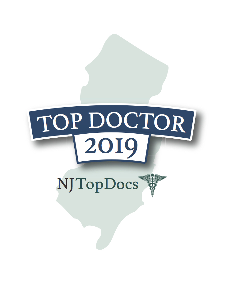 Dr. Moe Abtahi is a gentle and experienced chiropractor. New Jersey Doctor Badge 2019
